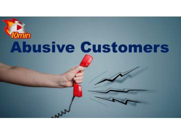 Abusive Customers Course