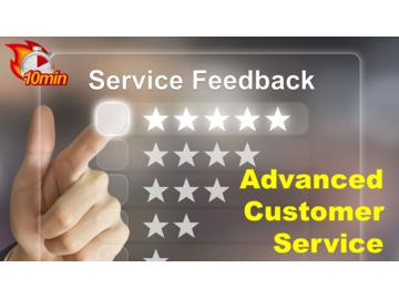 Customer Service Advanced Course