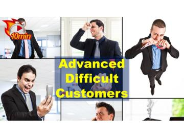 Difficult Customers Advanced Course