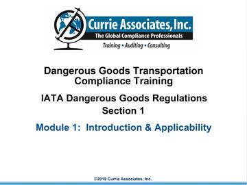 1.IATA Introduction