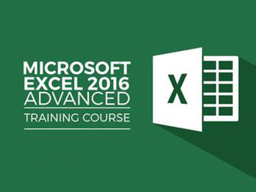 Excel Advanced 2016