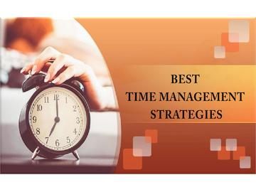Best Time Management Strategies