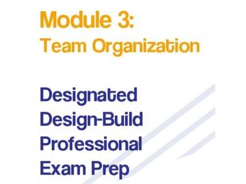 Module 3 - Team Organization - DDBPEP