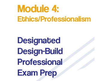 Module 4 - Professionalism And Ethics -DDBPEP