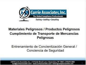 Multimodal DG General Awareness Spanish 2018