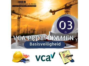 VCA proefexamen 03 (Basis)