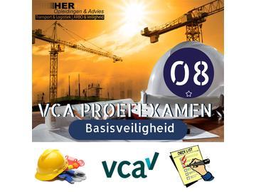 VCA proefexamen 08 (Basis)
