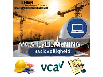VCA Basisveiligheid - E-learning