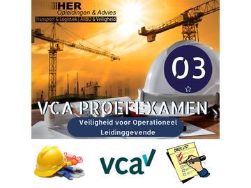 VCA proefexamen 3 (VOL)