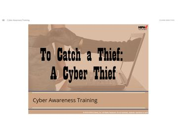Cyber Awareness Training Course
