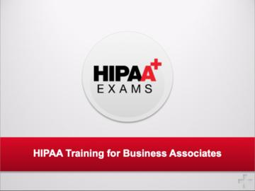 HIPAA for Business Assoicates
