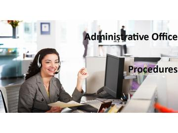 Administrative Office Procedures (Course)