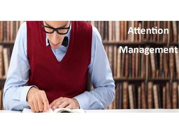 Attention Management (Course)