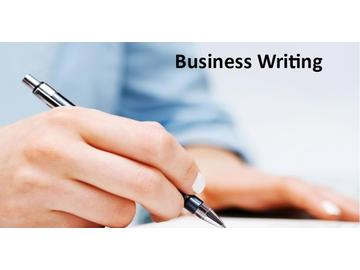 Business Writing (Course)