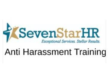NY Anti-Harassment Interactive Training for Employees