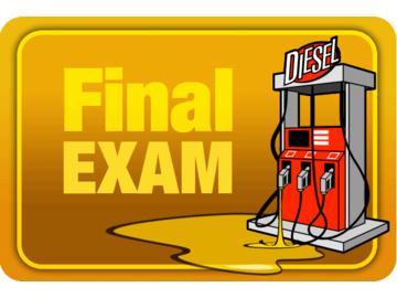 Utah DEQ Final Exam Instructions