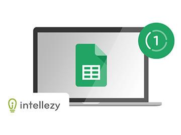 Google Sheets - Beginner