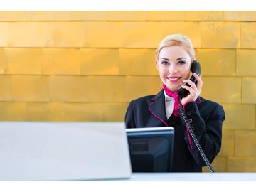 receptionist & Front Desk Training Pathway (Course)