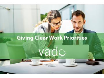 Giving Clear Work Priorities Course