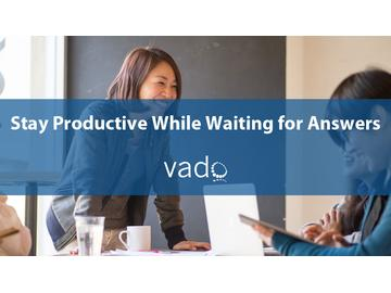 Stay Productive While Waiting for Answers Course