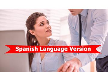 SB 1343 1 Hour Sexual Harassment Course for Non-Supervisors in California Spanish (Course)