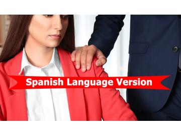 California 2-Hour AB 1825 Supervisor Sexual Harassment Course Spanish