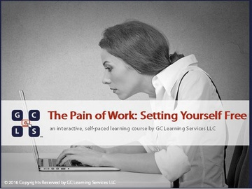 The Pain of Work-Setting Yourself Free (Course)