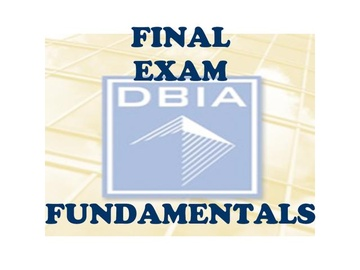 Exam - Fundamentals of Project Delivery