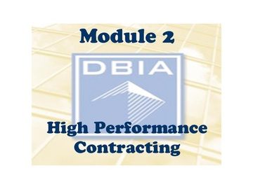 HPC - Module 2 - Contract Structure and Incentives - Overview