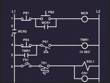 7111 Control Circuits 1-Electrical Ladder Diagrams