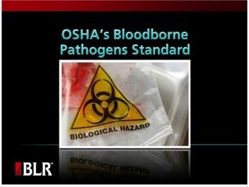 OSHA's Bloodborne Pathogens Standard