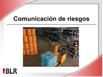 Comunicación de riesgos (Hazard Communication)