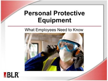 PPE - What Employees Need to Know