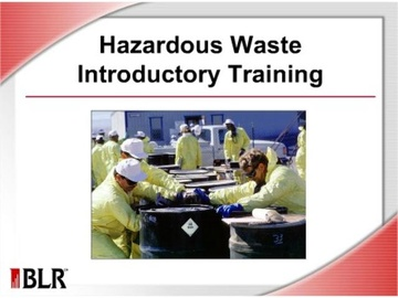 Hazardous Waste Introductory Training