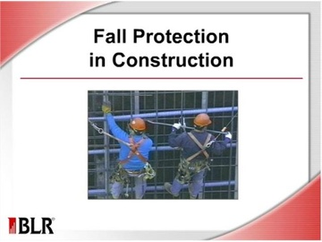 Fall Protection in Construction Course