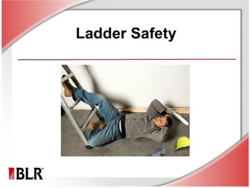 Ladder Safety Course