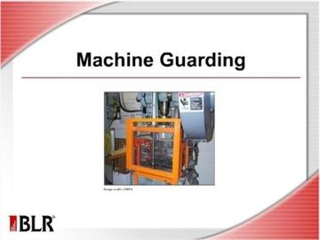 Machine Guarding Course