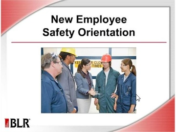 New Employee Safety Orientation Course