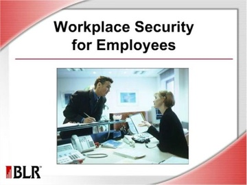 Workplace Security for Employees Course