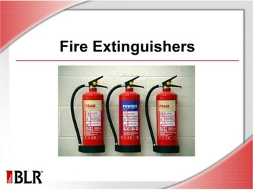 Fire Extinguishers Course
