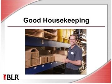 Good Housekeeping Course