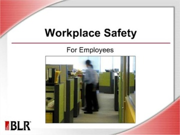 Workplace Safety for Employees Course
