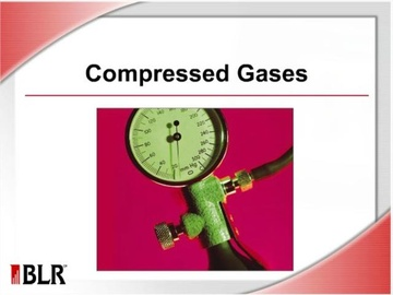 Compressed Gases Course