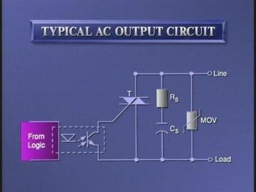 8052 Discrete Output System