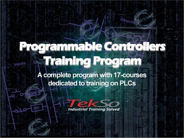 Programmable Controllers Training Program. 17-Course Program 8000-S