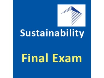 Design-Build and Sustainability - Final Exam
