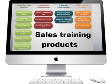 Sales Training Suite