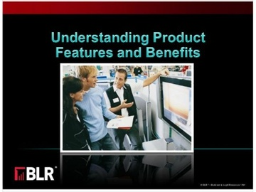 Understanding Product Features and Benefits