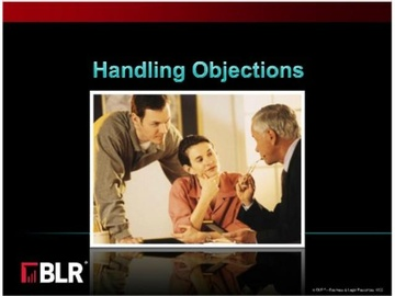 Handling Objections Course