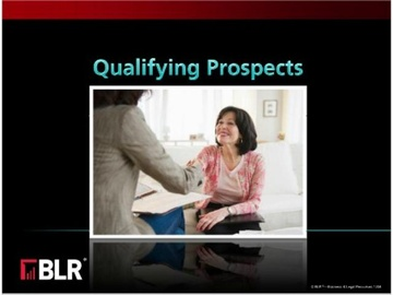 Qualifying Prospects Course